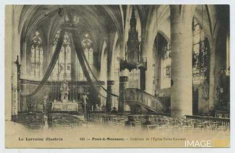 Église Saint-Laurent (Pont-à-Mousson)