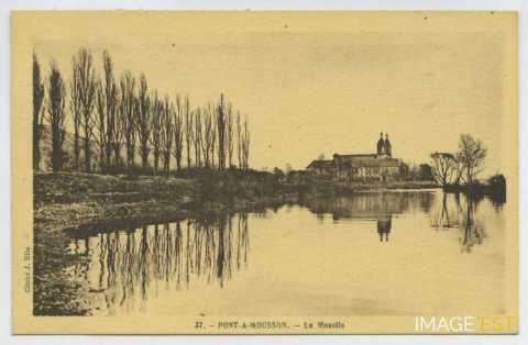 La Moselle (Pont-à-Mousson)