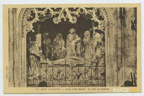 La Mise au tombeau (Pont-à-Mousson)