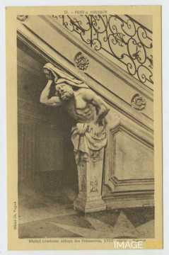 Escalier dit de Samson (Pont-à-Mousson)