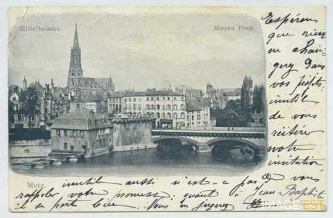 Moyen Pont (Metz)
