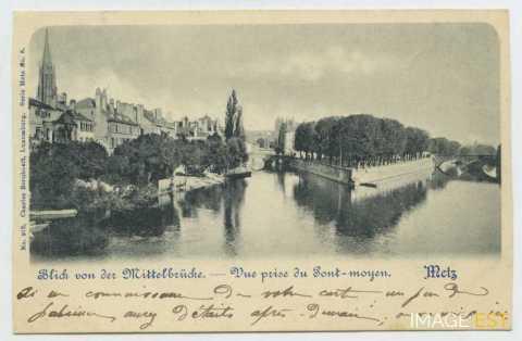 Le Petit Saulcy (Metz)