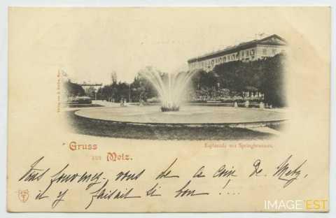 Jardins de l'Esplanade (Metz)