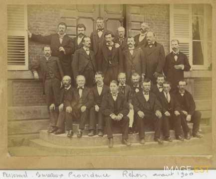 Personnel de la Providence (Réhon)