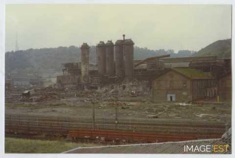 Destruction de la Providence (Réhon)