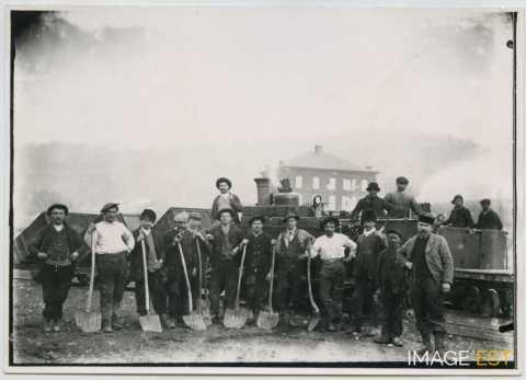 Ouvriers de manutentions (Réhon)