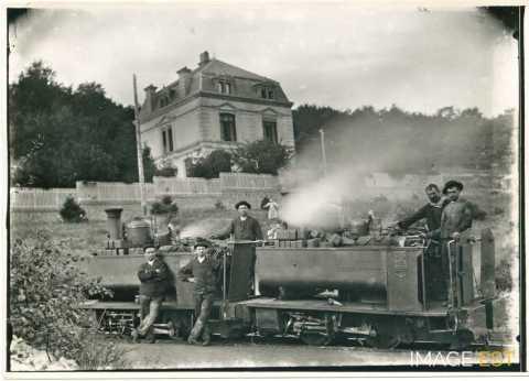 Locomotives et leurs équipages (Réhon)