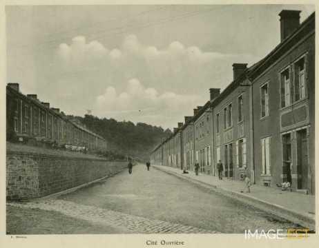 Cité ouvrière Heutmont (Réhon)