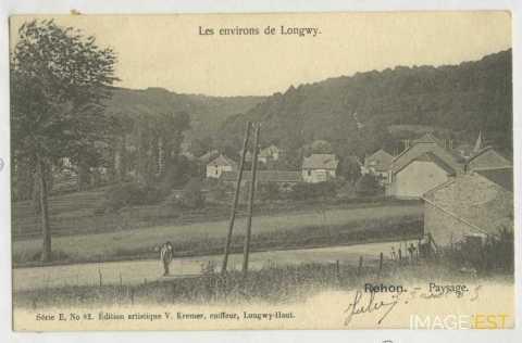 Route de Cutry (Réhon)
