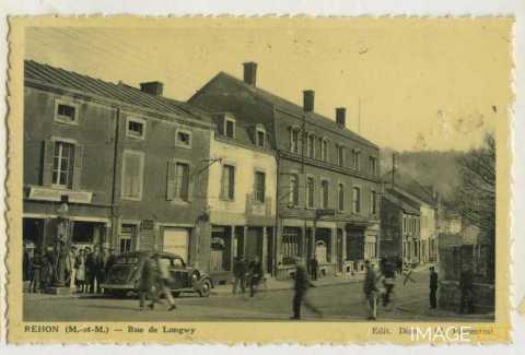 Rue de Longwy (Réhon)