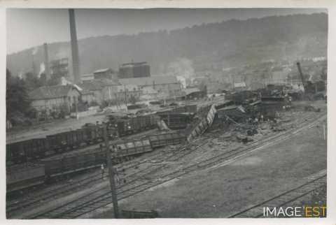Accident ferroviaire (Saulnes)