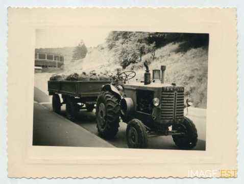 Tracteur (Réhon)