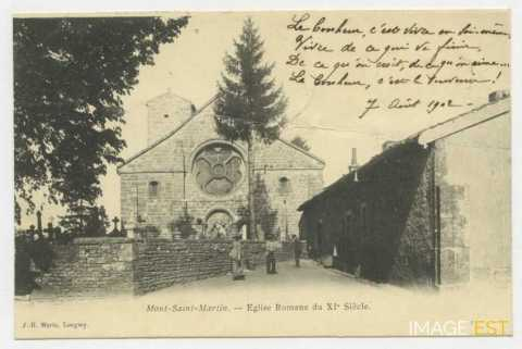 Église (Mont-Saint-Martin)