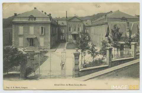 Hôtel-Dieu (Mont-Saint-Martin)