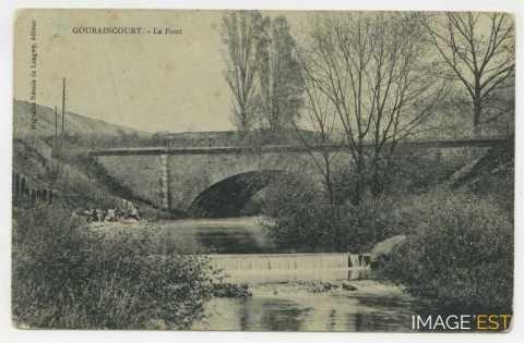 Pont de Gouraincourt (Longwy)