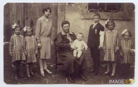 Famille Demainson (Anoux)