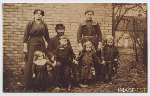 Famille Théobald (Anoux)