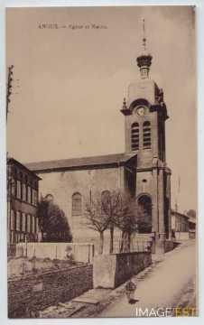 Église (Anoux)
