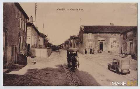 Grande Rue (Anoux)