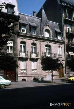 Maison avenue Anatole France (Nancy)