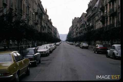 Avenue Anatole France (Nancy)