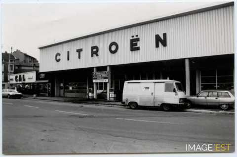 Garage Citroën (Nancy)