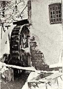 Scierie de Chevrossegoutte (Vosges)