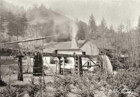 Scierie des Prêtres (Vosges)
