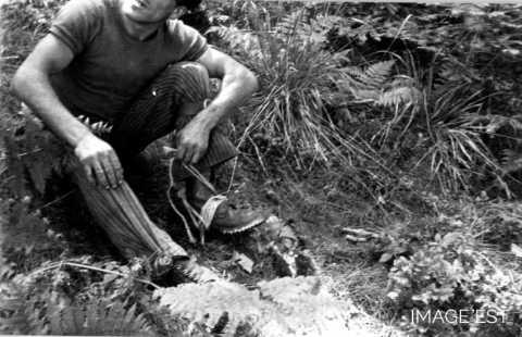 Travailleur forestier (Abreschviller)