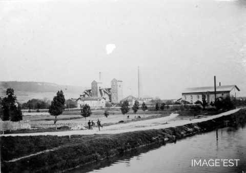 Elèves de la 71ème Promotion (Pont-Saint-Vincent)