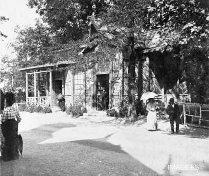 Pavillon forestier (Nancy)