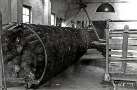 Wagonnet de bois (Kaysersberg)