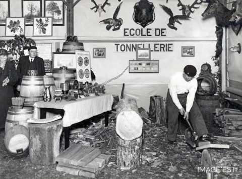École de tonnellerie de Nancy (Meurthe-et-Moselle)