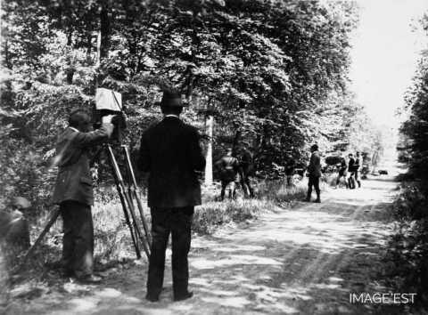 Centenaire de l'Ecole forestière (Nancy)