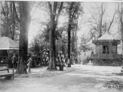 Exposition forestière de 1885 (Nancy)