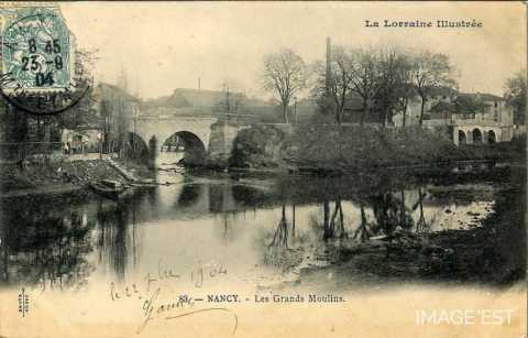 Les Grands Moulins (Nancy)