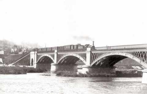 Train à vapeur (Pompey)