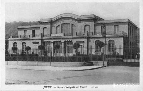 Salle François de Curel à Joeuf (Meurthe-et-Moselle)