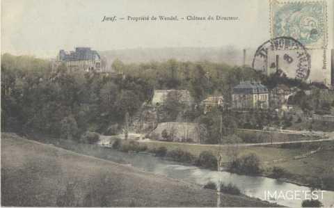 Château de Wendel (Joeuf)