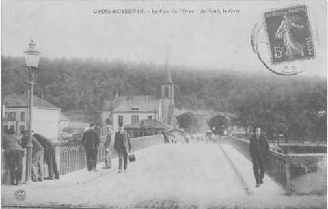 Pont de l'Orne (Moyeuvre-Grande)