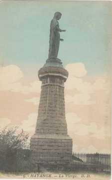 Statue de la Vierge (Hayange)