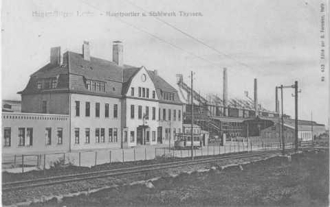 Aciéries Thyssen (Hagondange)