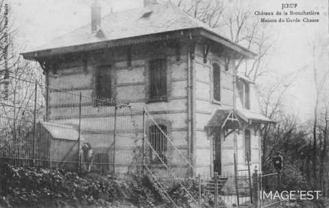 Maison de garde-chasse (Moyeuvre-Grande)