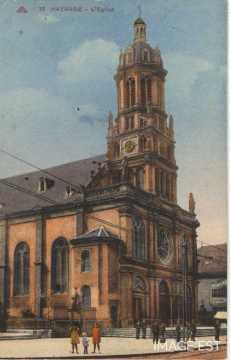 Eglise Saint-Martin (Hayange)