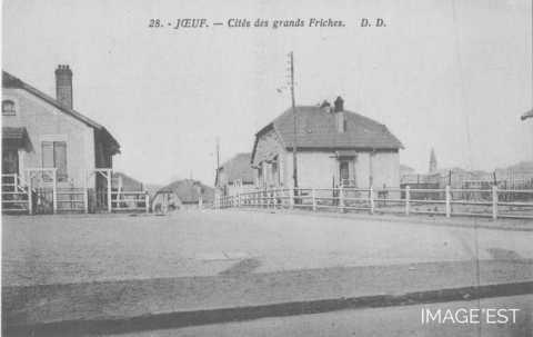 Cité des grands Friches (Joeuf)