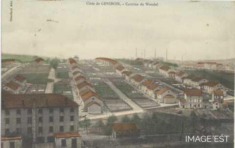 Cité Génibois (Joeuf)
