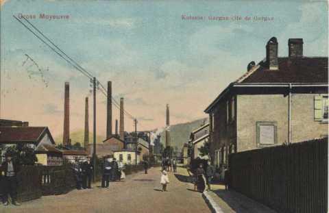 Cité Gargan (Moyeuvre-Grande)