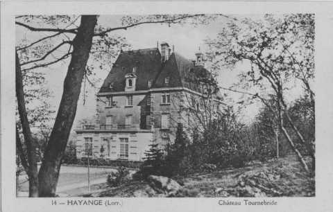 Château Tournebride (Hayange)