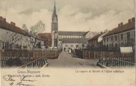 Cité ouvrière (Moyeuvre-Grande)