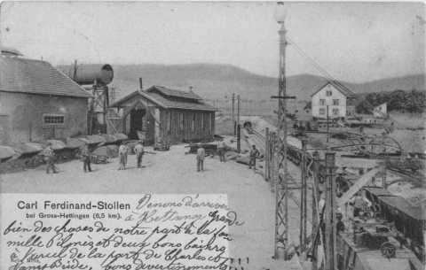 Mine de fer Charles-Ferdinand (Hettange-Grande)